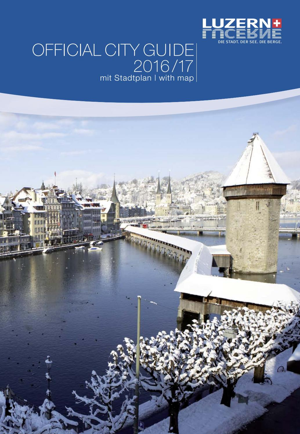 Cityguide 2016 17 Winter Edition By Ba Media Gmbh Issuu