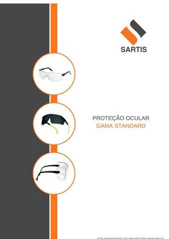 69eec8d9242b2 Proteção Ocular - Gama Standard by Sartis Integrated Services