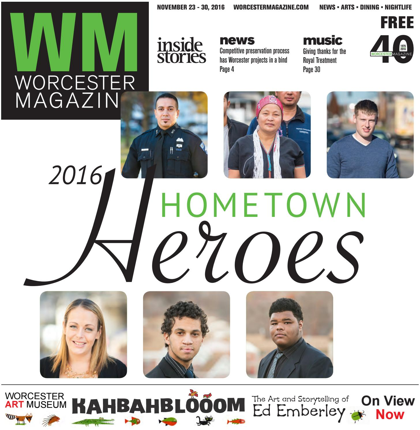 Worcester Magazine November 23 30 2016 by Worcester Magazine issuu