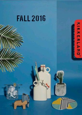 Kikkerland Catalog 20162017 By Santoy Distribution Issuu