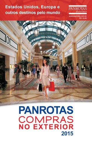0999af68d99 Compras 2015 by PANROTAS Editora - issuu