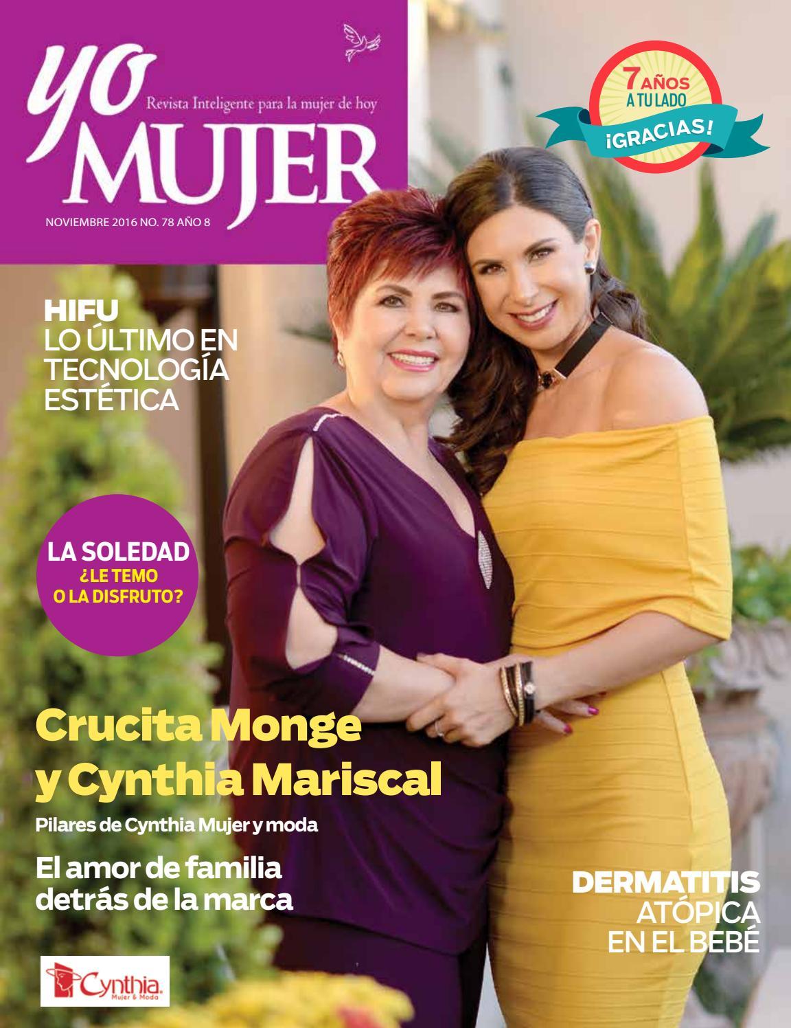 b7d68b82c471 Noviembre 2016 by Revistayo Mujer - issuu