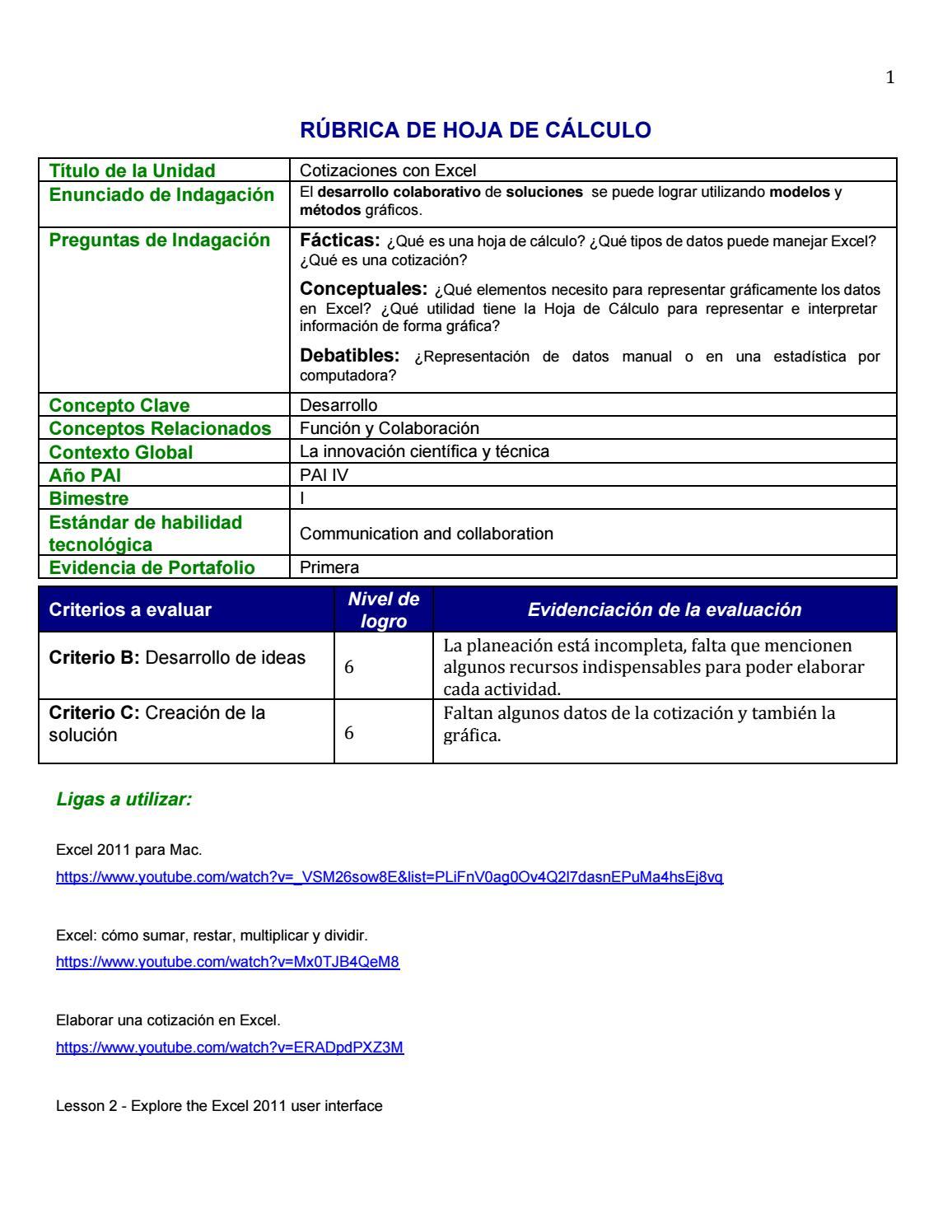 formato para cotizacion en excel formatos y controles para restaurantes capacitacin para