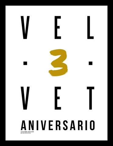 new styles 0d823 36e83 Revista Velvet  36 Noviembre 2016