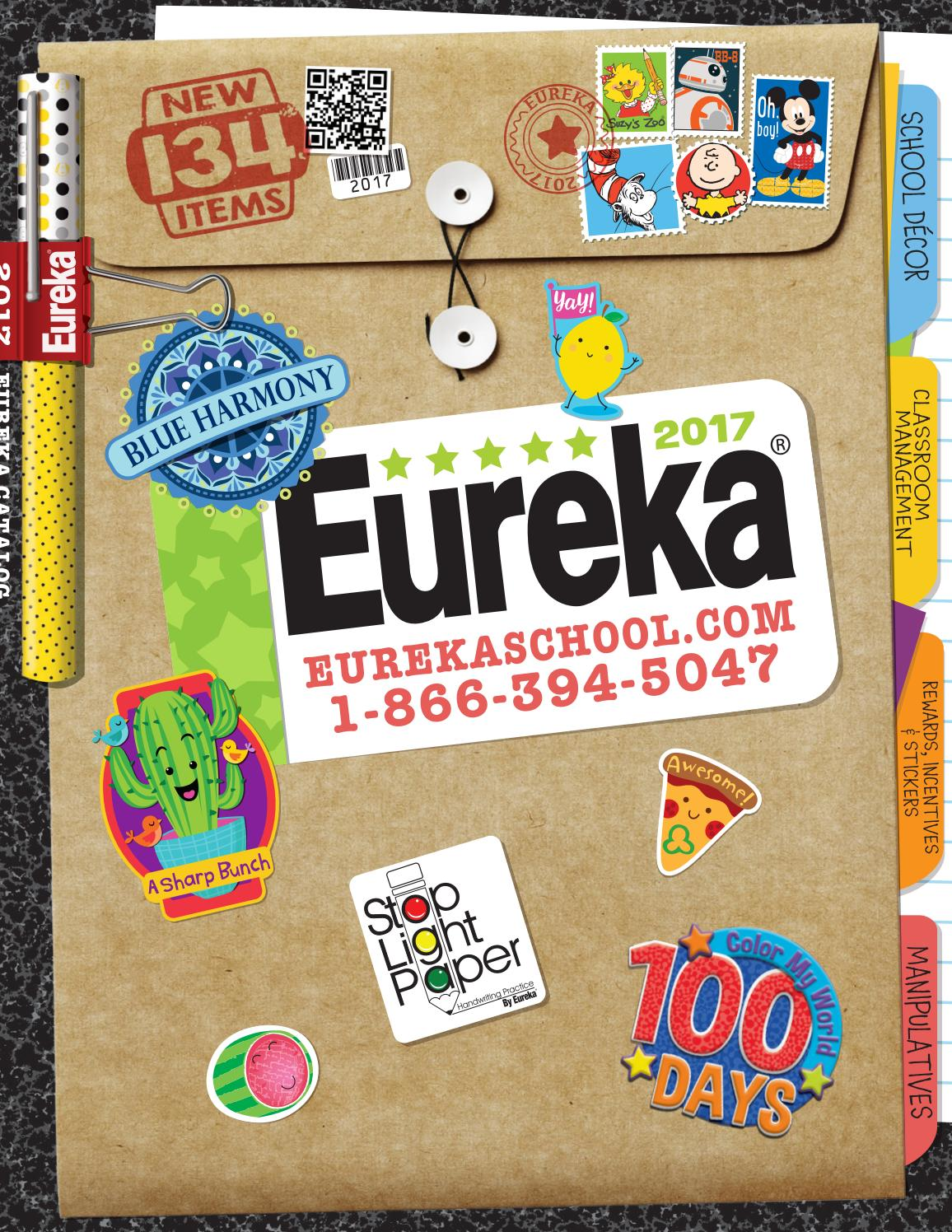 Eureka Photo Insect Stickers Paper Magic Group 655044