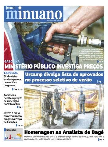 20161123 By Jornal Minuano
