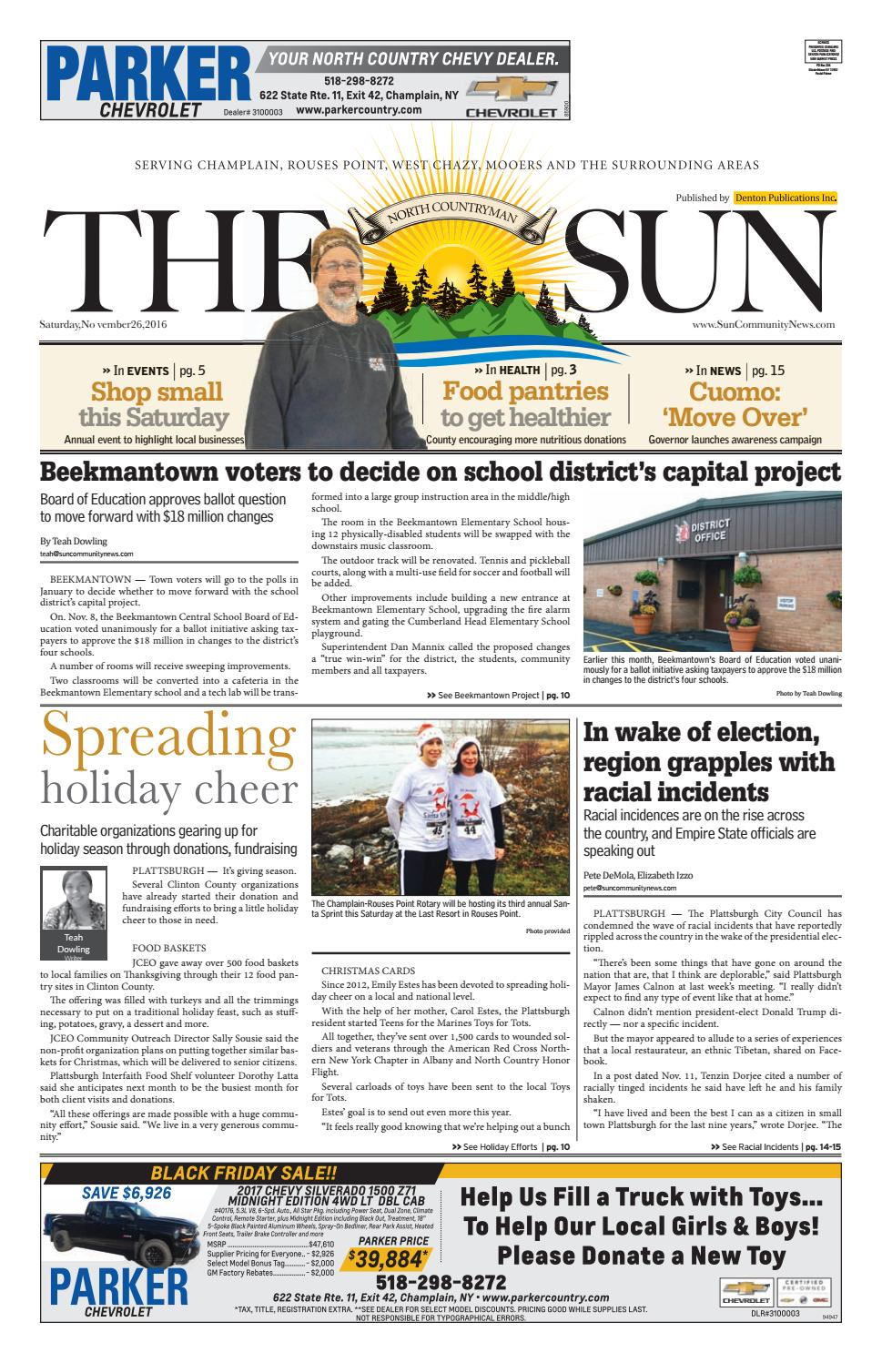 Nc a 0099 1126 by Sun Community News and Printing - issuu