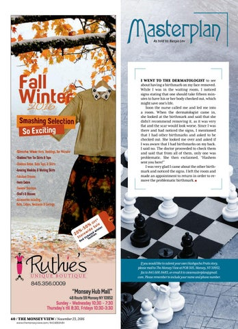 Issue 75 By The Monsey View Issuu
