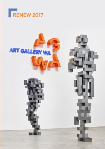 62f1ffda9c9a AGWA 2017 Exhibition Program by Art Gallery of WA - issuu