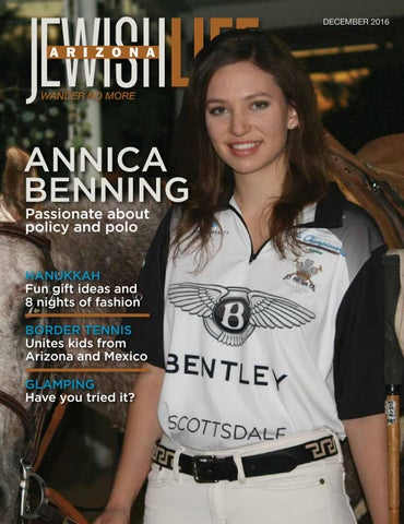3581143f696d2 Arizona Jewish Life Dec 2016 Vol. 5 / Issue 3 by JewishLifeMagazine ...