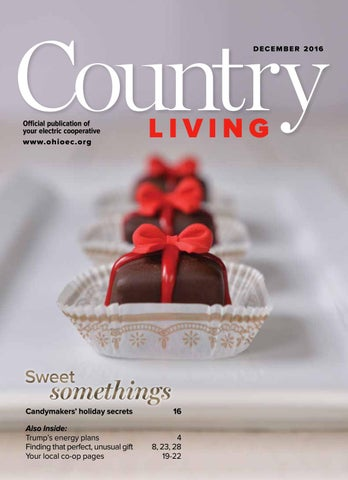39427b289834f1 Country Living December 2016 Butler by American MainStreet ...