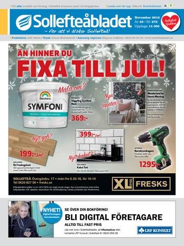 Solleftebladet Maj 2014 by ADC Media - issuu