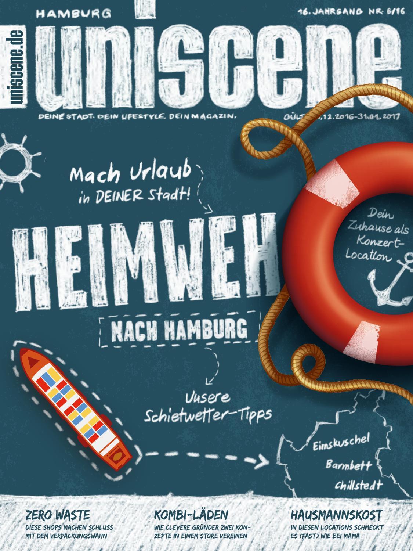 UNISCENE Hamburg Nr. 6/16 by hey+hoffmann verlag - issuu