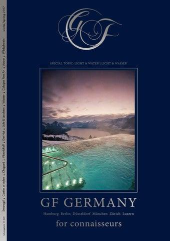 GF Luxury GF Germany summer autumn 2018 by GF Luxury issuu