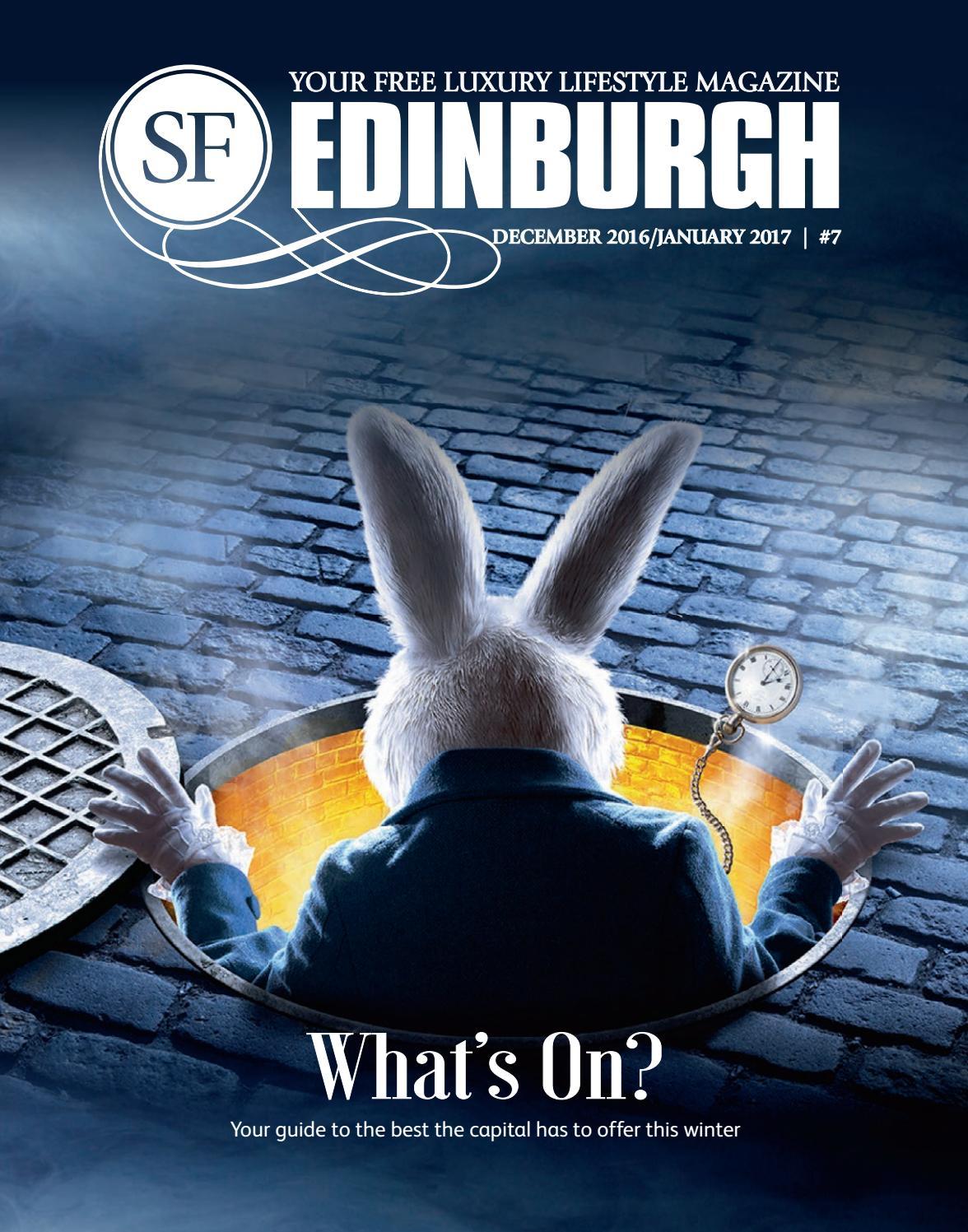 SF Edinburgh - Issue 7 by SF Edinburgh - issuu