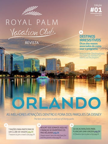 7317a9cced Revista Royal Palm Vacation Club by karinaariolli - issuu
