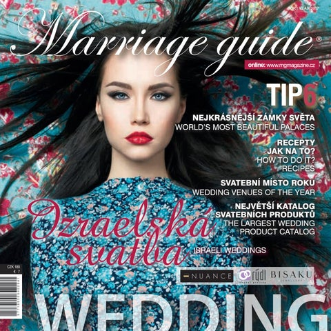 8f1310af1189 Marriage guide 2017 by Kollman Partners s.r.o. - issuu