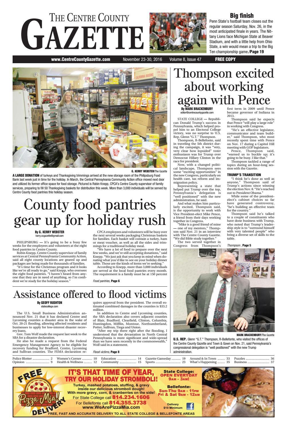 17c22b8d6 Centre County Gazette