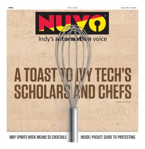 NUVO: Indy's Alternative Voice - November 23, 2016