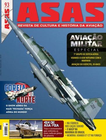 dab84d76fe0a1 Revista ASAS – Edição 93 by Editora Rota Cultural - issuu