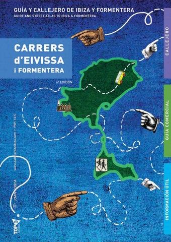 Guía y callejero 'Carrers d'Eivissa' by Joan Costa