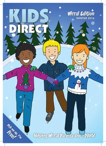 932a57a8e61 Kids Direct Wirral Winter 2016 by Hawk Publications Ltd - issuu