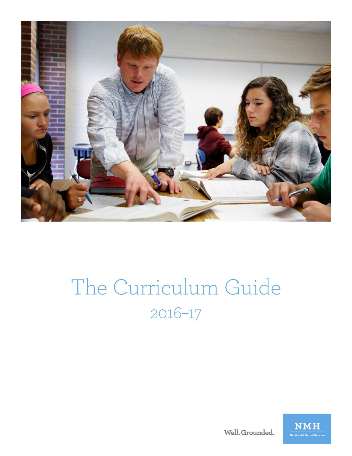 2016 Nmh Curriculum Guide By Northfield Mount Hermon Issuu Electric Circuit Diagram Of A House Schoolphysics Welcome