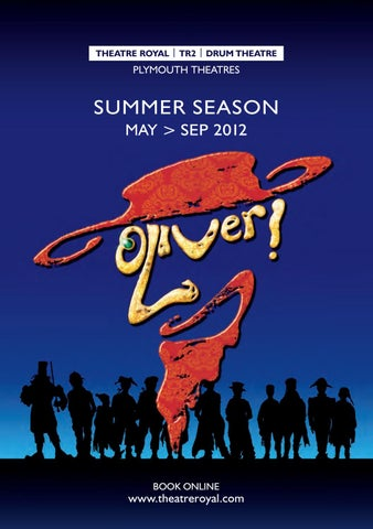 TRP Summer 2012 Brochure by Theatre Royal Plymouth - issuu