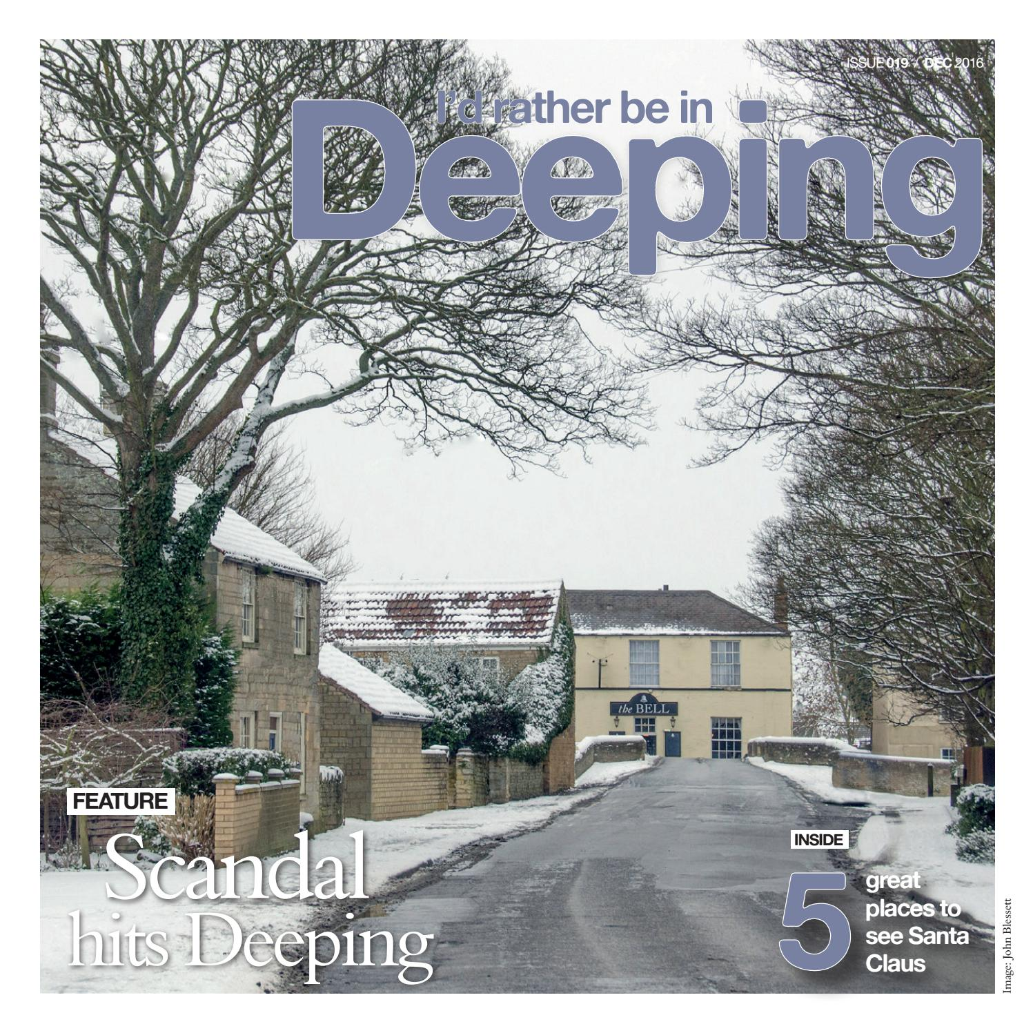 I\'d rather be in deeping dec 16 by zerosix - issuu