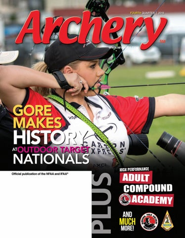 2016 fourth quarter by national field archery association issuuFree Squeeze Page Maker CoopFunding 348394 #17