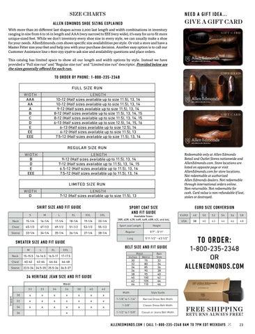 2016 allen edmonds spring styles by allen edmonds shoe corporation