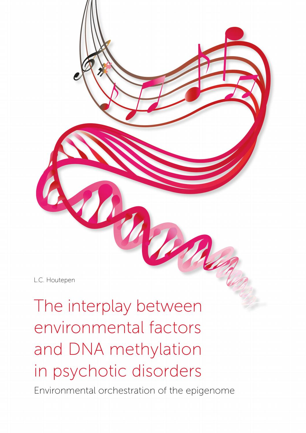 Dna methylation thesis