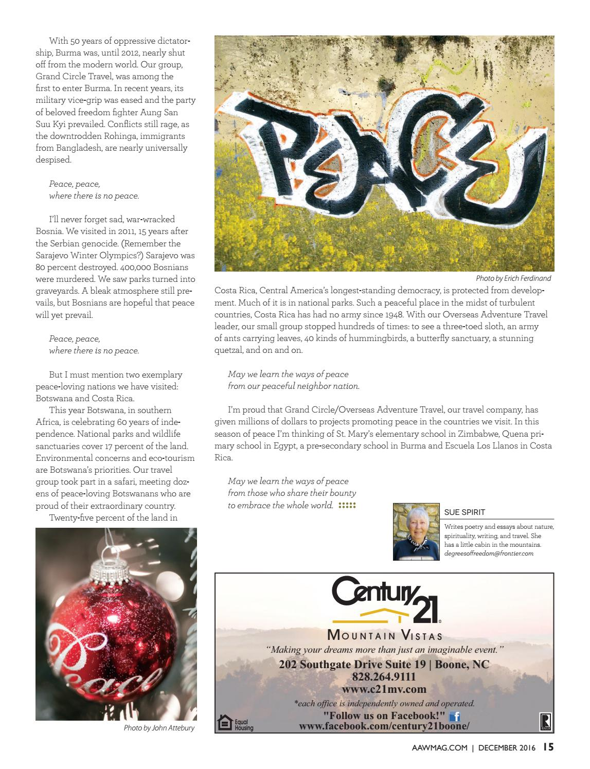 0e50bfdd2add3 All About Women December 2016 by Mountain Times Publications - issuu