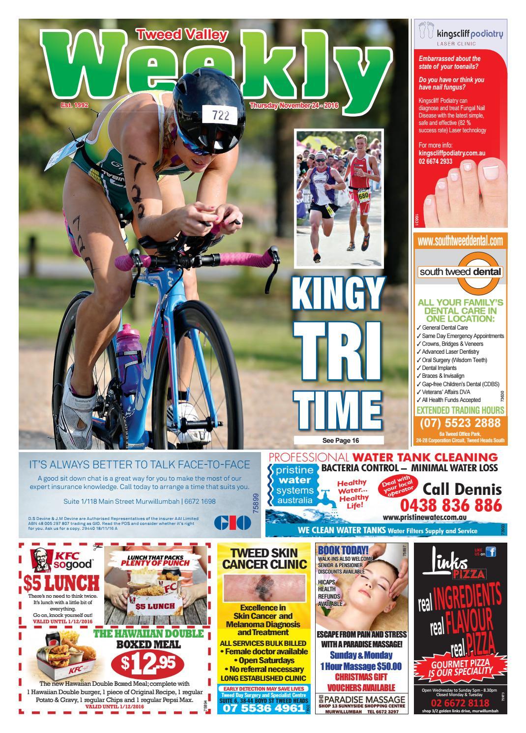 Tweed Valley Weekly November 24 by Tweed Valley Weekly - issuu 2380e3a65