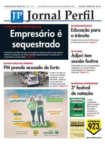 ee0cc8b2a Jornal perfil 24 11 16 by Jornal Perfil - issuu