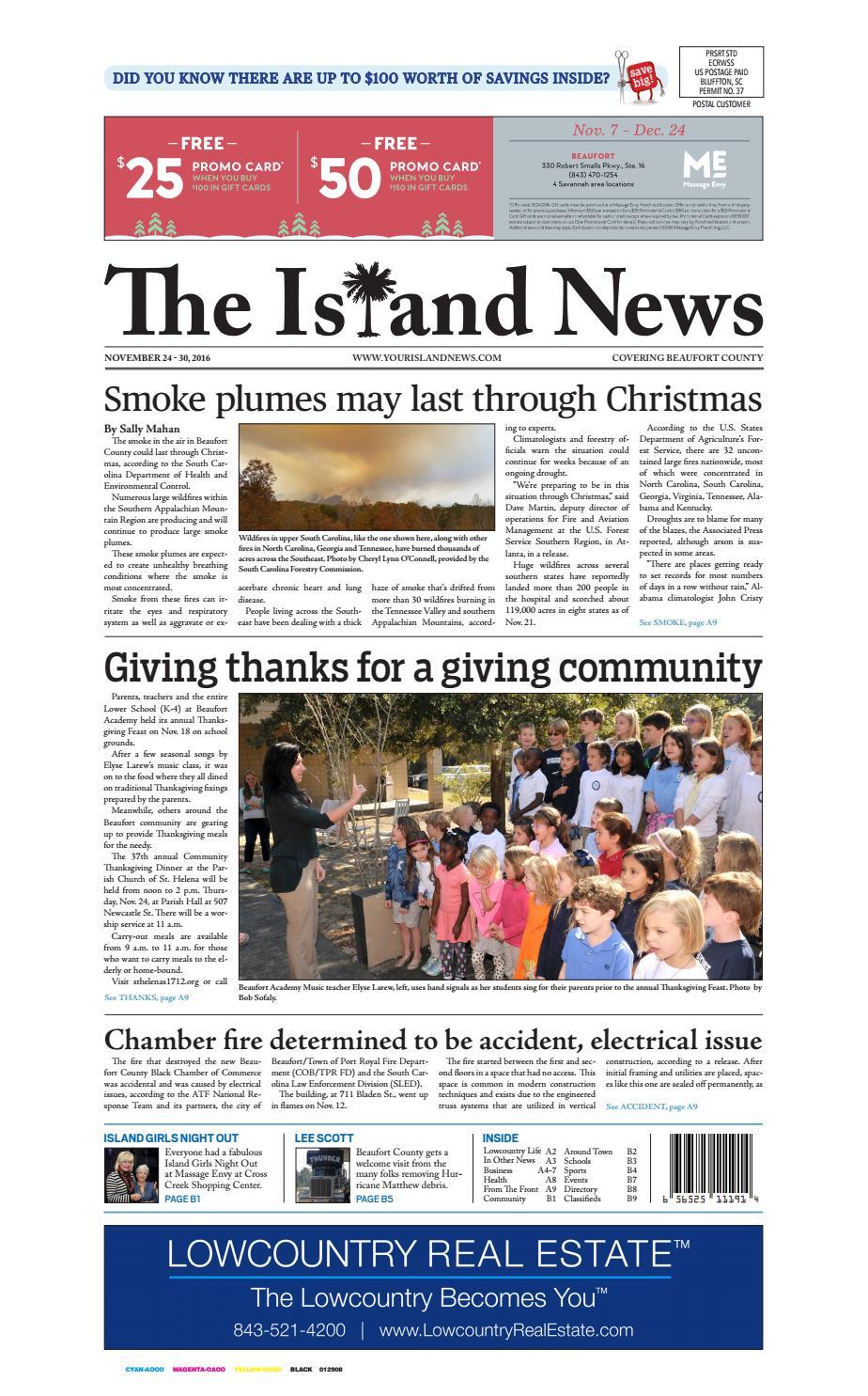 November 24 edition by The Island News - issuu