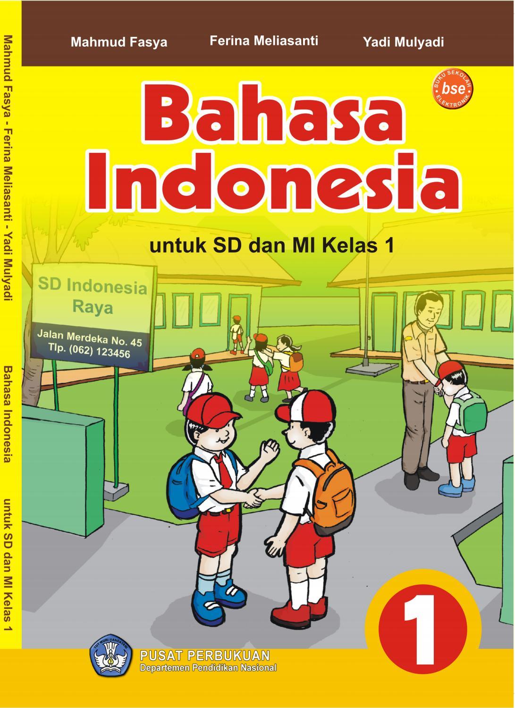 Bahasa Indonesia Sekolah Dasar 1 By Tbmcibeusi Issuu