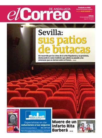 525487296b6b 24 11 2016 El Correo de Andalucía by EL CORREO DE ANDALUCÍA S.L. - issuu