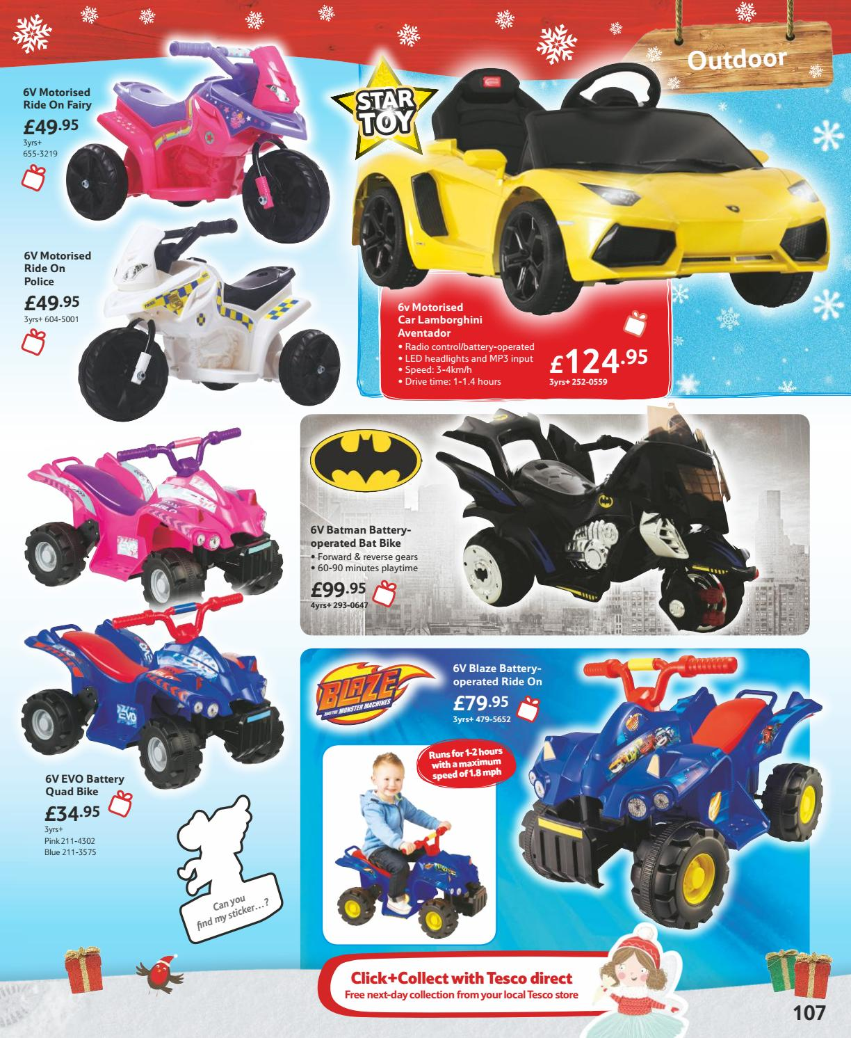 The Magic of Toys by Tesco magazine - issuu