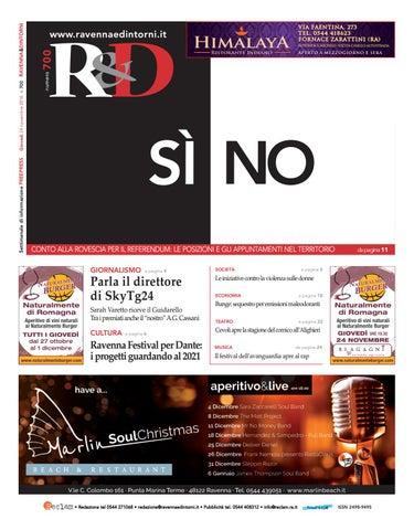 Rd 24 11 16 By Reclam Edizioni E Comunicazione Issuu