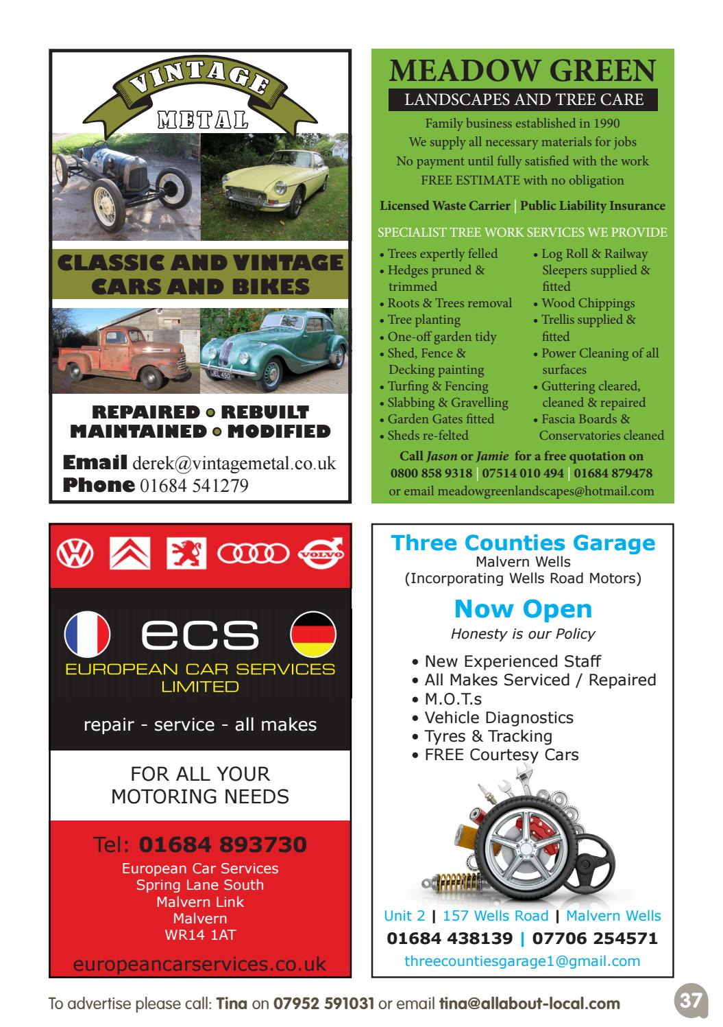 All About Malvern Decjan 2016 By All About Local Magazines Ltd Issuu