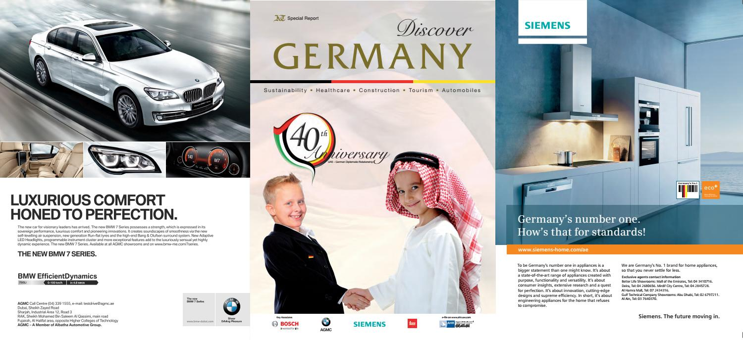 Germany 2012 by Red Door Productions FZ LLC - issuu