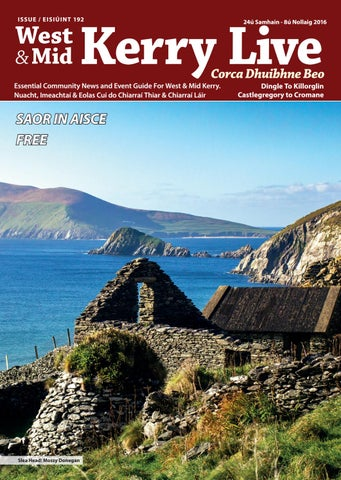 8b57dae3c West   mid kerry live issue 192 by West   Mid Kerry Live - issuu
