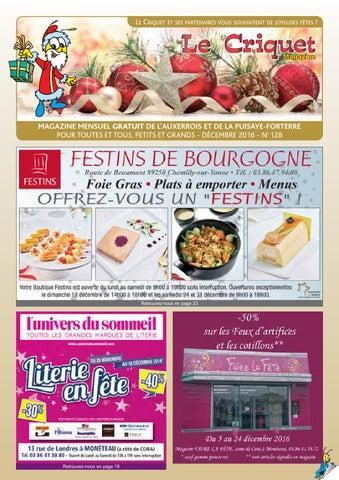 Cm Decembre By Proxilog Issuu - Faience cuisine et tapis de marche reeducation