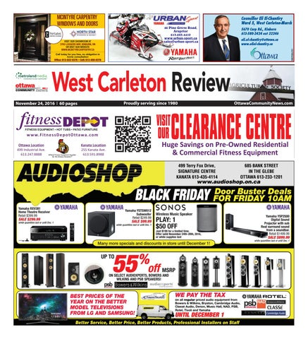 Westcarleton112416 by Metroland East - West Carleton Review