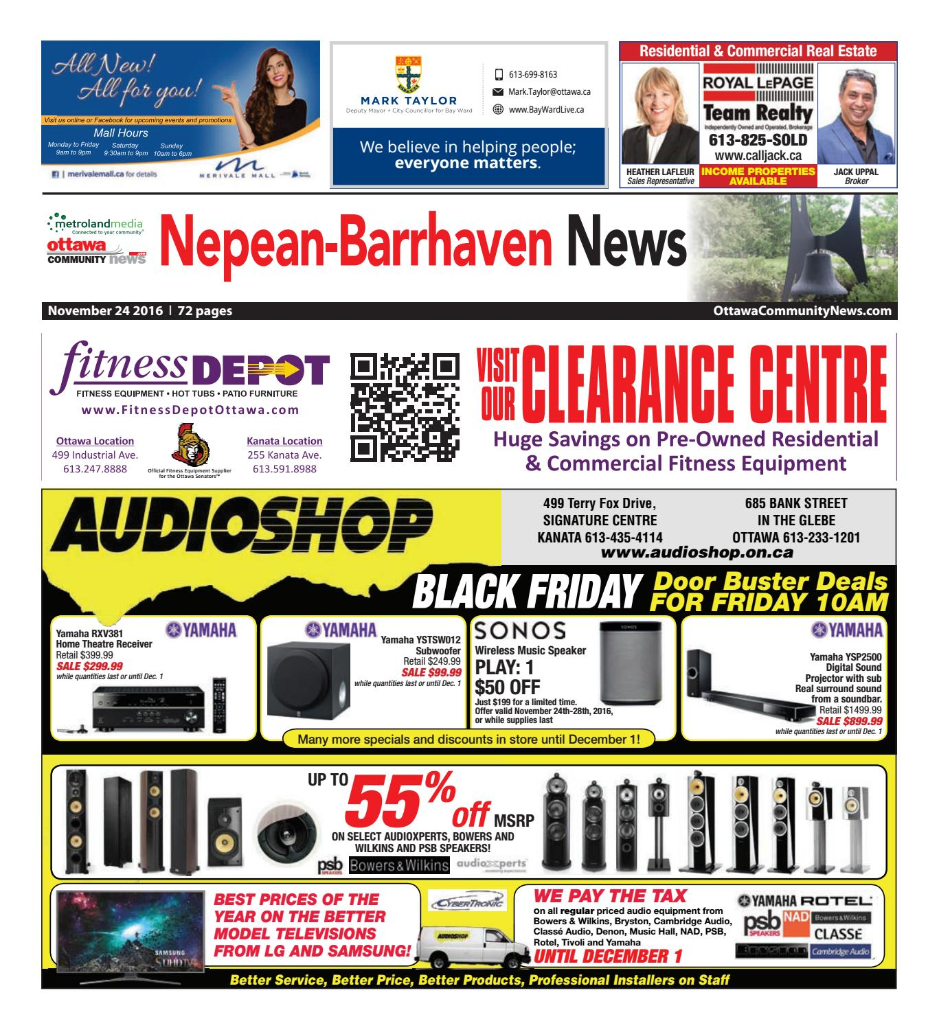 Nepean by Metroland East Nepean Barrhaven News issuu