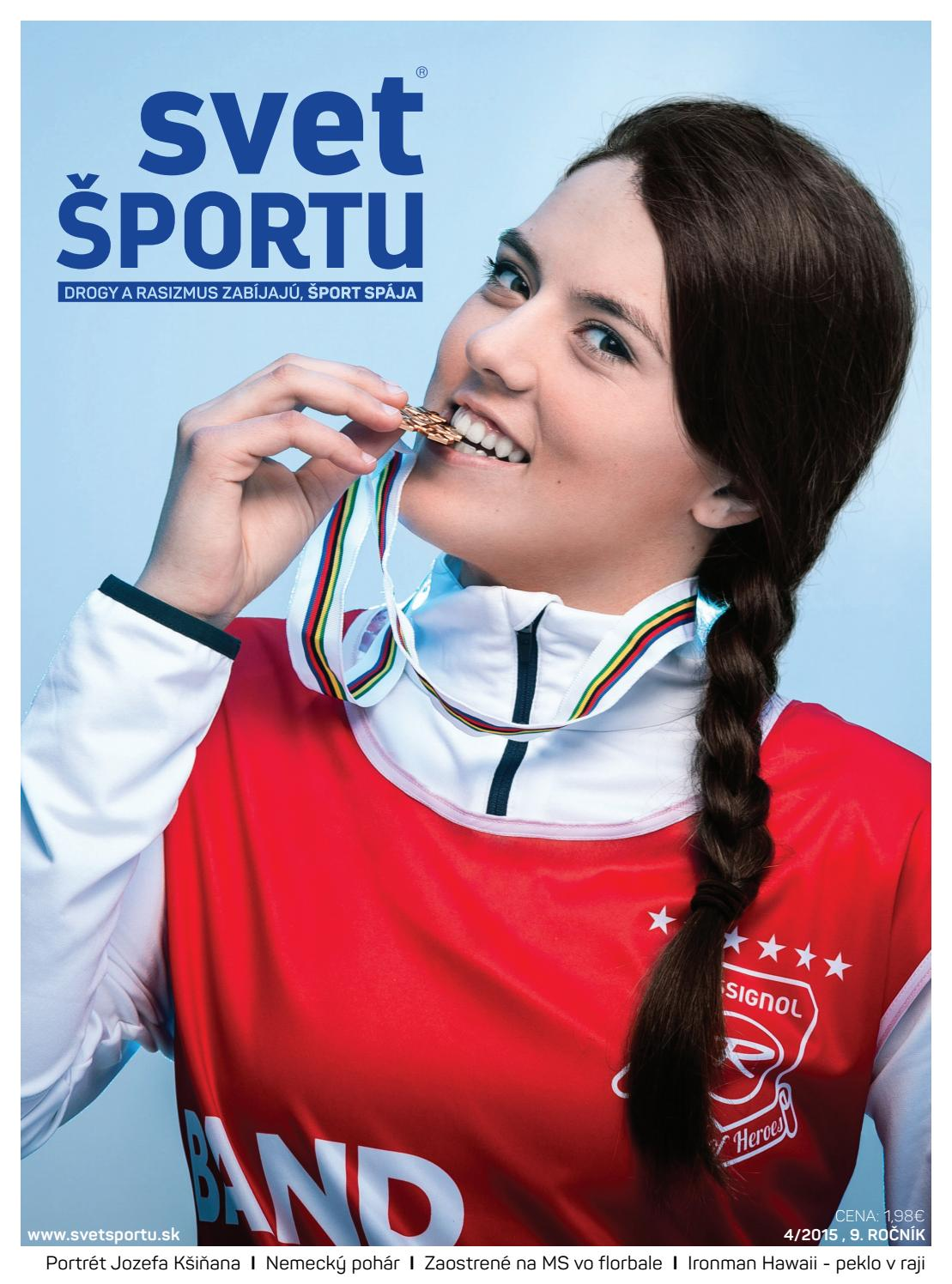 08a34a59828a svet ŠPORTU 4 2015 by svet ŠPORTU - issuu