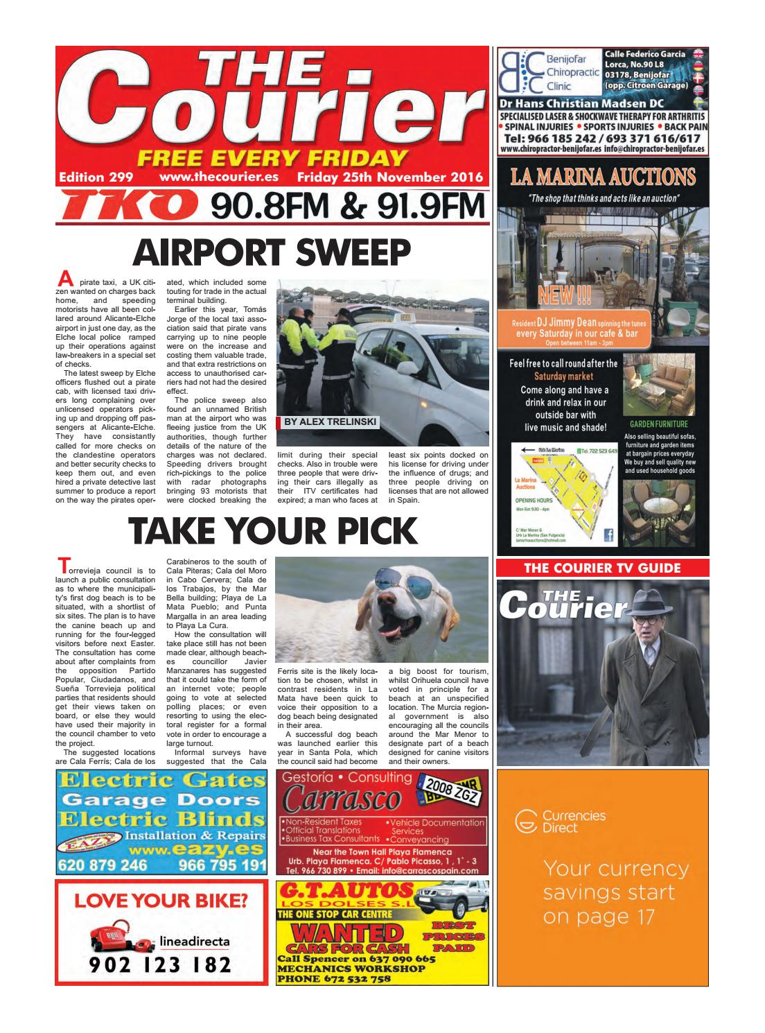 663cfa9c0e4 The Courier Edition 299 by The Courier Newspaper - issuu