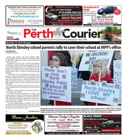 Perth112416 by metroland east the perth courier issuu page 1 fandeluxe Images