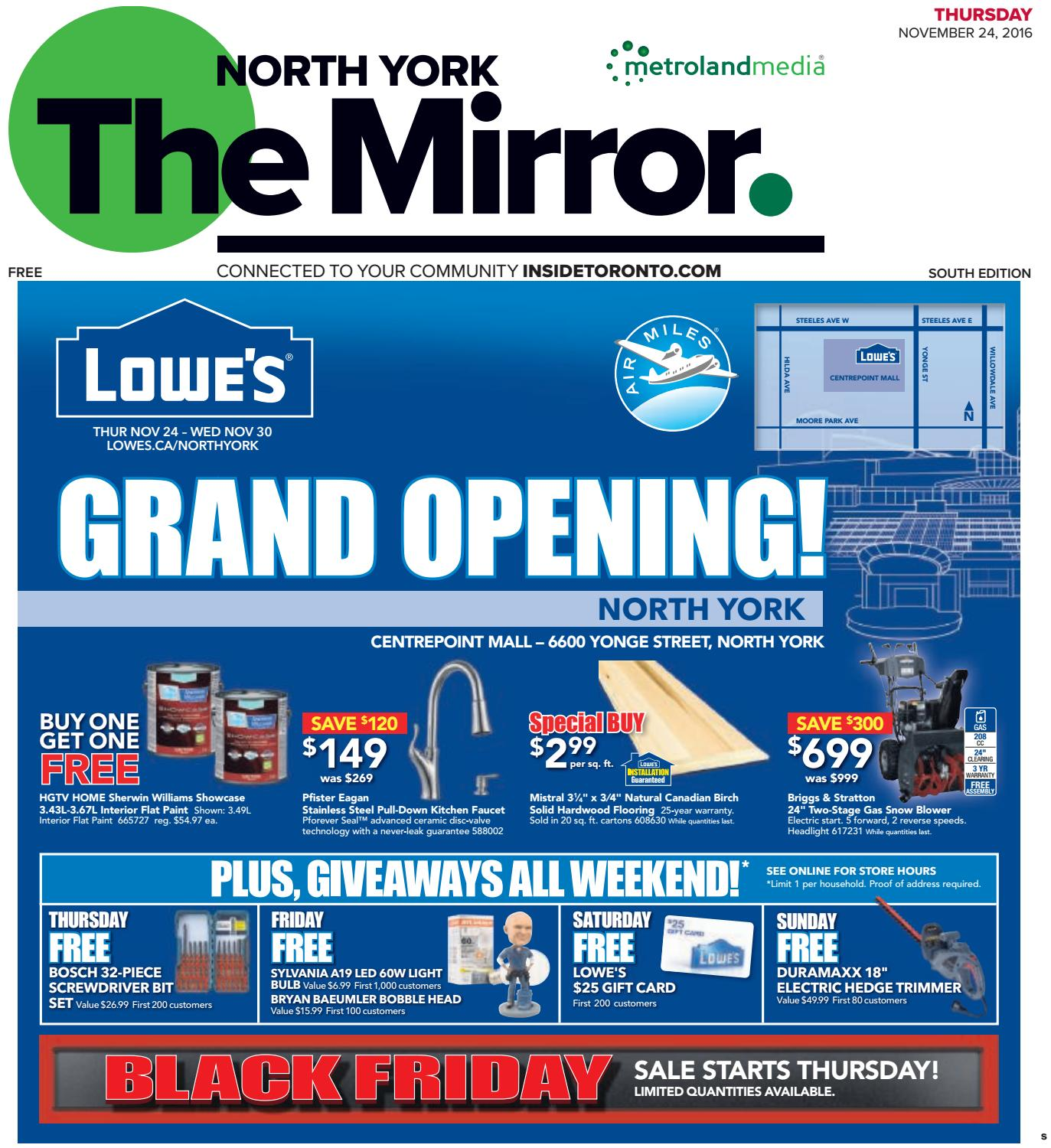 The north york mirror south november 24 2016 by the north york mirror issuu